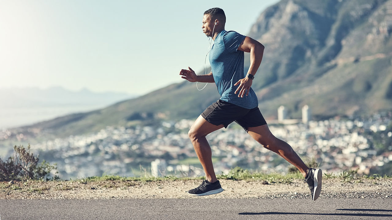 Running is one of the best ways to stay fit