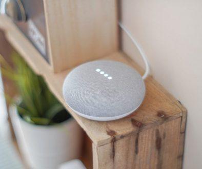 a smart home gadget
